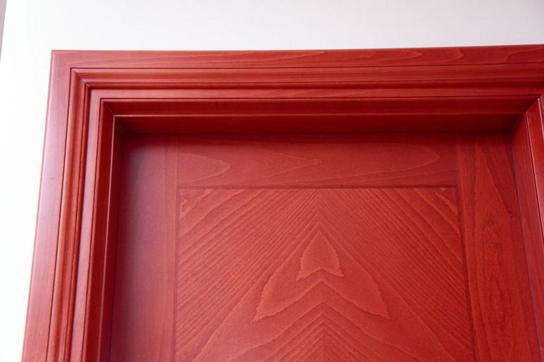 Πόρτα πρεσσαριστή – Οξιά